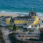 See Ocean House From A Helicopter