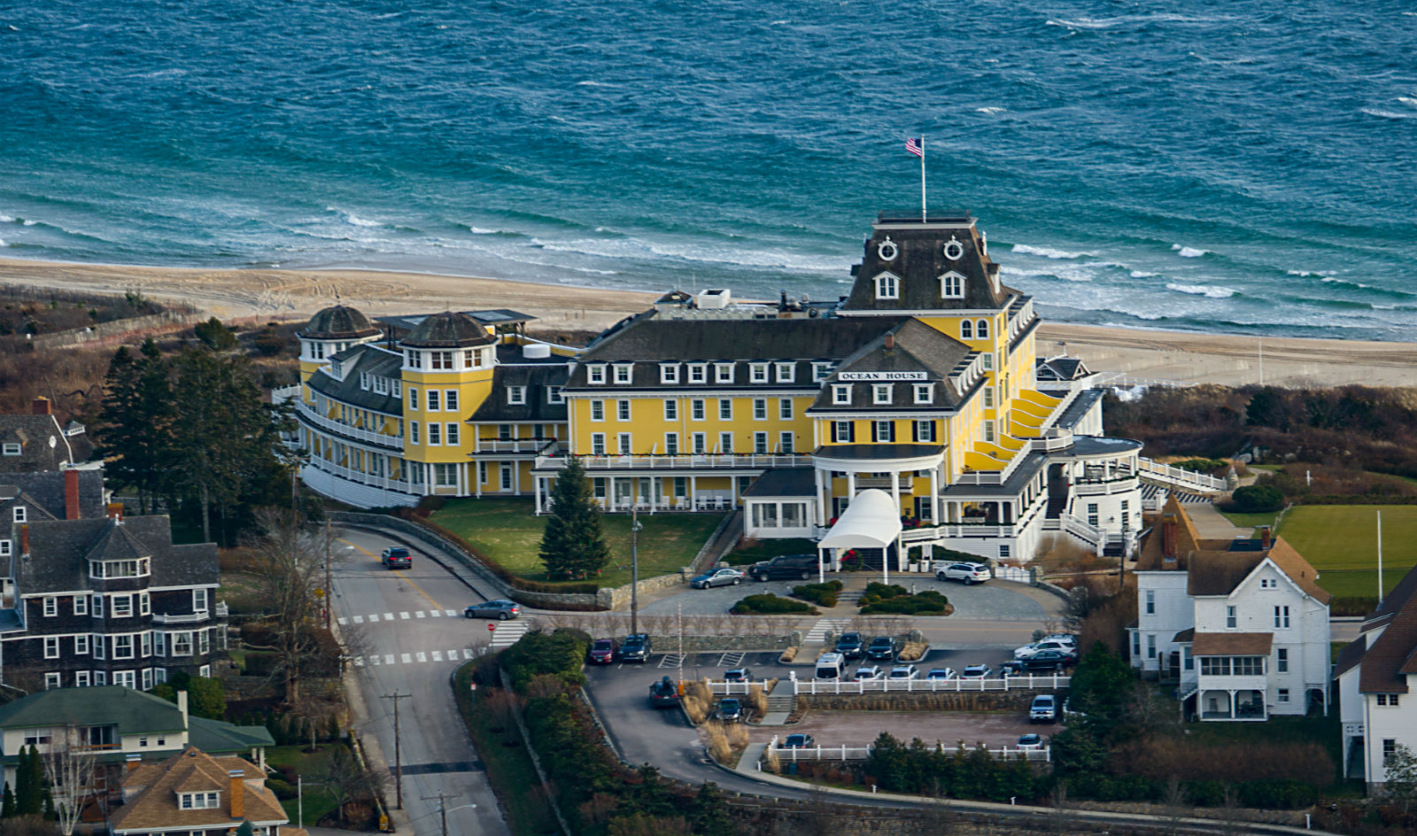 Staying at Westerly's Ocean House